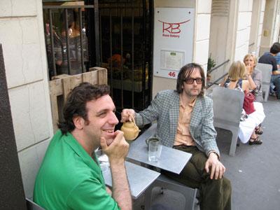 Gonzales et Jarvis Cocker