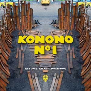 konono n1 - Assume Crash Position