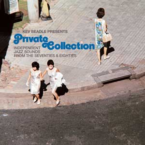 Kev Beadle presents Private Collection - pochette