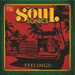 The Soul Sonics - Feelings pochette2