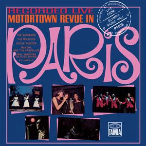 Motortown Revue In Paris