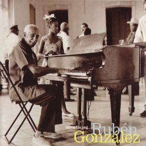 Introducing Ruben Gonzales