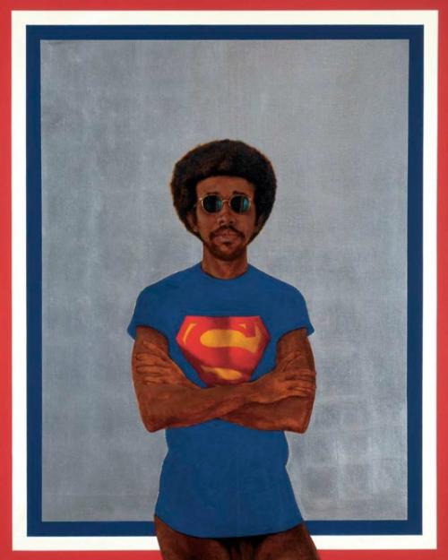 Barkley Hendricks - Superman n a jamais sauve un noir
