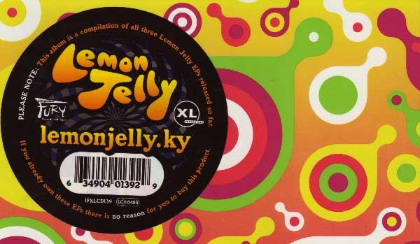 Lemon Jelly Ky