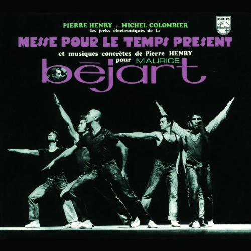 Pierre Henry et Michel Colombier - Messe pour le temps present
