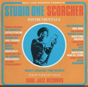 Studio One Scorcher