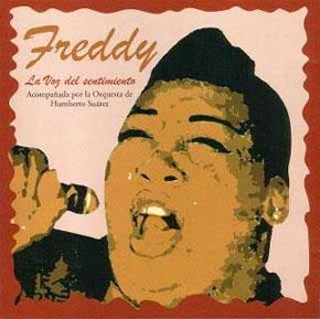 Freddy - La Voz Del Sentimiento