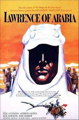 Maurice Jarre - Lawrence d'Arabie