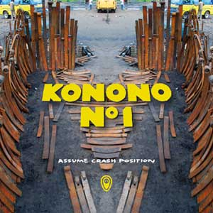 konono n1 - Assume Crash Position