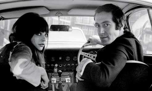 John Barry et Jane Birkin