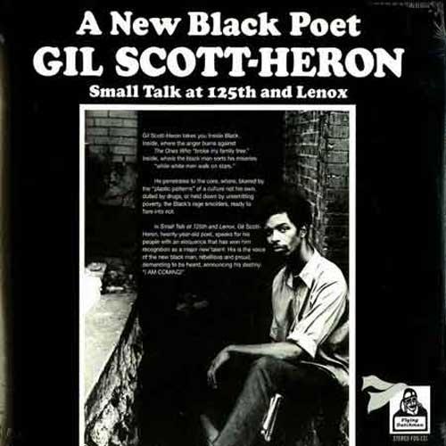 Gil Scott Heron - Small Talk at 125th and Lenox