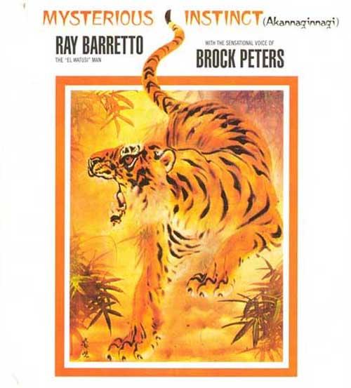 Ray Barretto - Mysterious Instinct