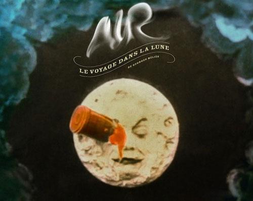 Air - Le Voyage dans la Lune - pochette