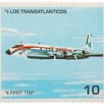 Los Transatlanticos - First Trip
