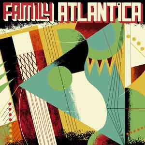 Family Atlantica - pochette