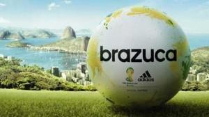 Brazuca - ballon