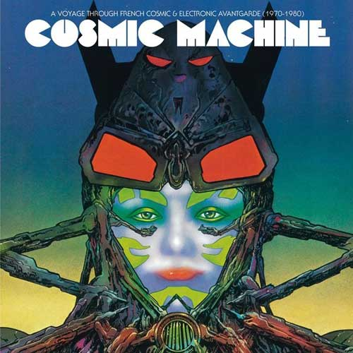 Cosmic Machine - pochette