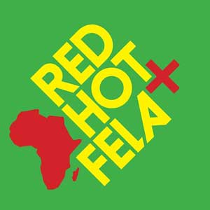 Red Hot Fela pochette