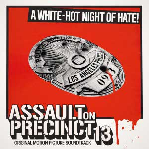 John Carpenter Assault On Precinct 13