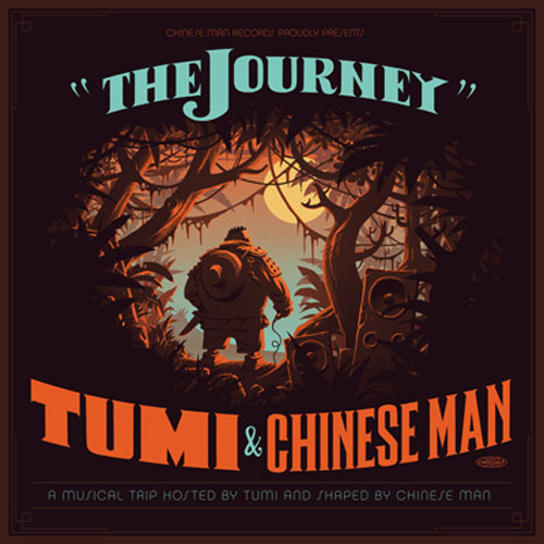 Tumi & Chinese Man - The Journey