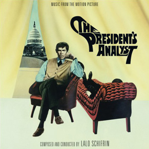 Lalo Schifrin The President's Analyst