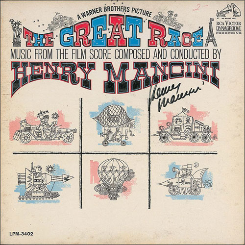 Henry Mancini - The Great Race