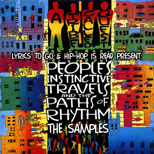 ATCQ - peoples instinctive travels and paths of rhythm