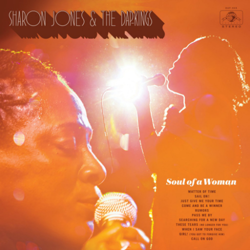 Sharon Jones - Soul Of A Woman
